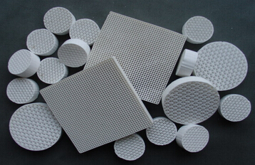 Honeycomb Ceramics Filter