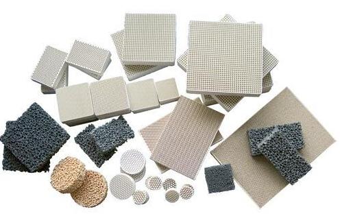Honeycomb Ceramics Filters